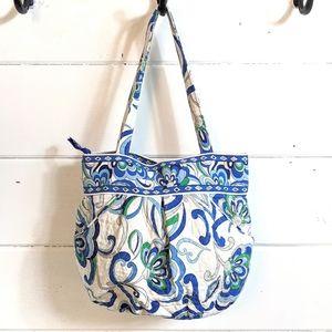 Vera Bradley Blue Handbag